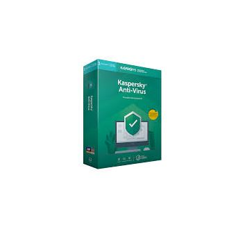 Anti-Virus Kaspersky 2019 1 dispositivo - 1 Ano