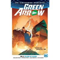 Green arrowtp vol 2 (rebirth)