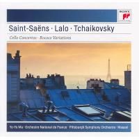 Saint-saens-cello Concerto No. 1 In