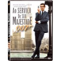 007 - Ao Serviço de Sua Majestade - DVD