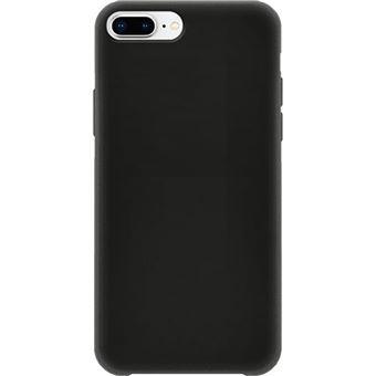 Capa 4-OK Silk para iPhone 7 Plus/8 Plus - Preta