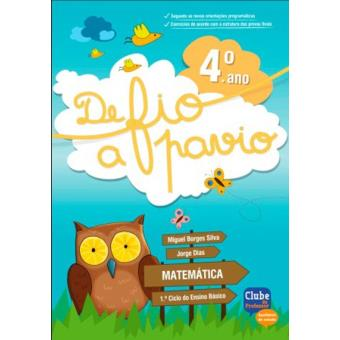 De Fio a Pavio Matemática 4º Ano