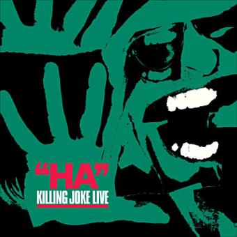HA,KILLING JOKE LIV (RMT+BONUS)(IMP