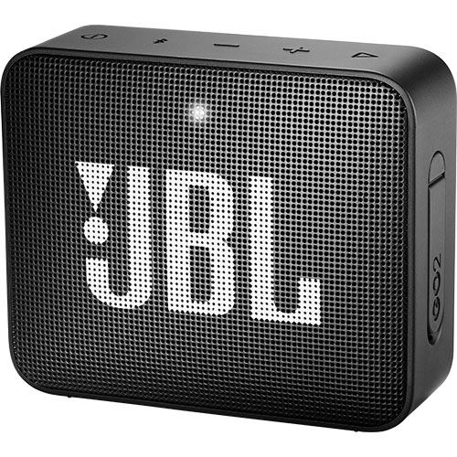 Colunas JBL Go 2 - Preto