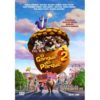 O Gangue do Parque 2 - DVD