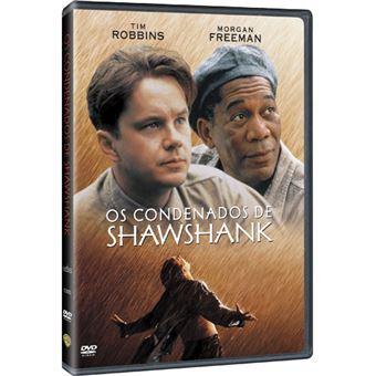 Os Condenados de Shawshank - DVD