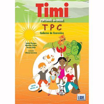 Timi: Português do Brasil - Caderno de Exercícios