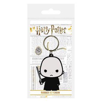 Porta-Chaves de Borracha Harry Potter - Lord Voldemort