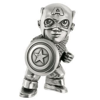 Mini Figura Capitão América - Marvel