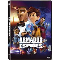 Armados em Espiões - DVD