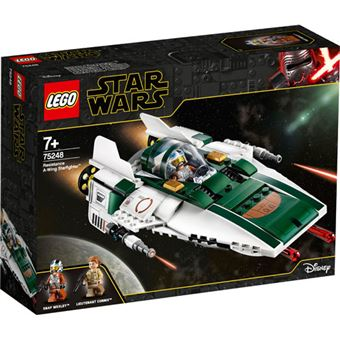 LEGO Star Wars Episode IX 75248 A-Wing Starfighter Rebelde