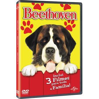 Coleção Beethoven - Pack de 3 Filmes