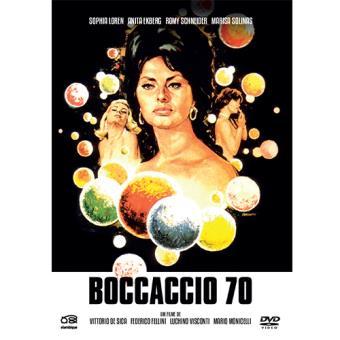 Boccaccio '70 (DVD)