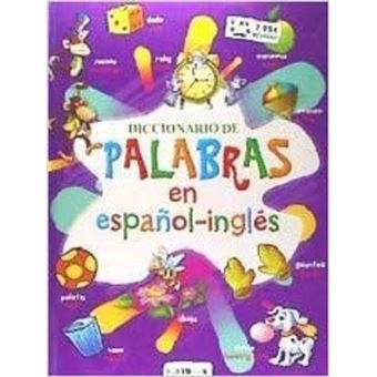 Diccionario de Palabras en Español-Inglés