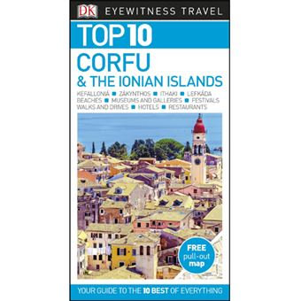 Eyewitness Top 10 Travel Guide - Corfu and the Ionian Islands