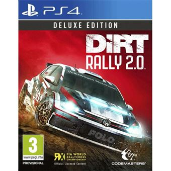 Dirt Rally 2.0 - Deluxe Edition - PS4