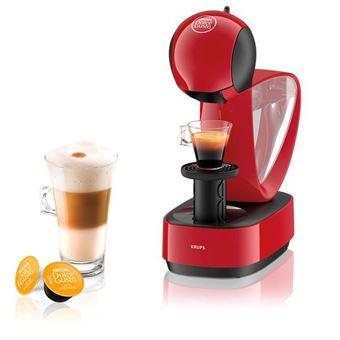 Máquina de Café Krups Dolce Gusto Infinissima - Vermelho