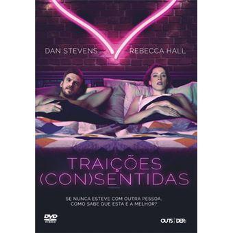 Traições (Con)Sentidas - DVD