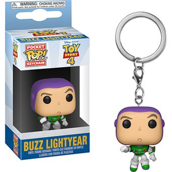 Funko Keyring Pop! - Toy Story 4 Buzz Lightyear