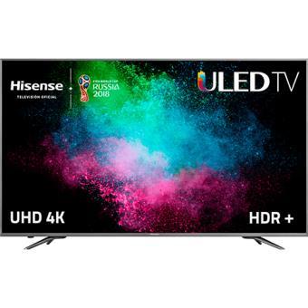 Smart TV Hisense ULED UHD 4K H75N6800 190 cm