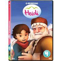Heidi 4: O Regresso - DVD