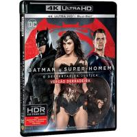 Batman v Super-Homem: O Despertar da Justiça (4K Ultra HD + Blu-ray)