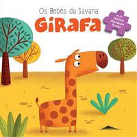 Os Bebés da Savana - Livro 2: Girafa