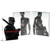 Exterminador Genisys - Edição Steelbook - Blu-ray
