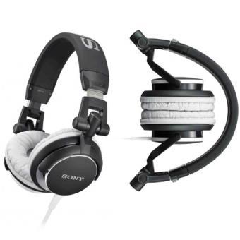Sony Auscultadores MDRV55 Preto