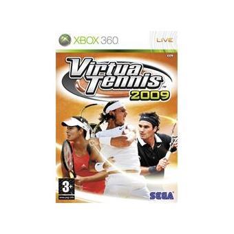 Virtua Tennis 2009 Xbox 360