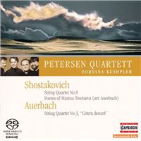 String Quartet No.8/poems