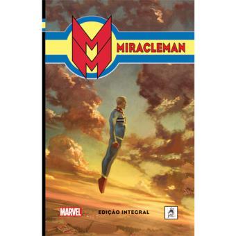 Miracleman - Edição Integral