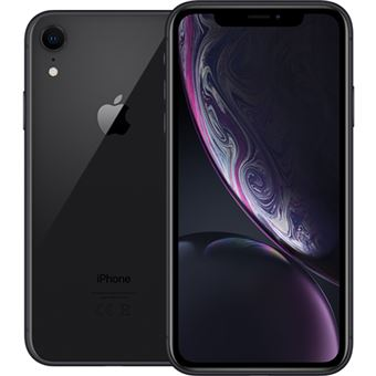 2d2ec991b Apple iPhone XR - 64GB - Preto - iPhone - Compra na Fnac.pt
