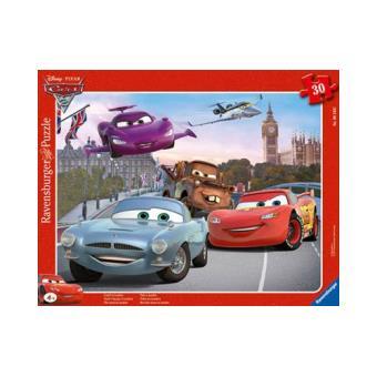 Puzzle Carros 2