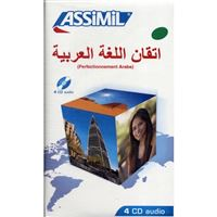 Perfectionnement arabe assimil 4cds