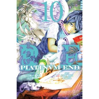 Platinum End Vol. 10