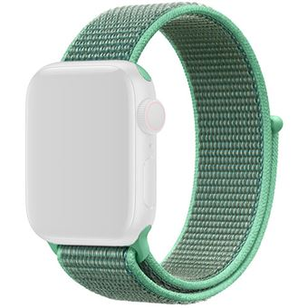 Bracelete Loop Desportiva Apple para Apple Watch 40mm - Hortelã