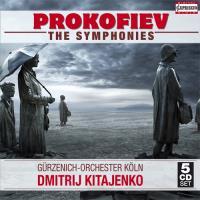 Prokofiev: Complete Symphonies Nr. 1 - 7 (5CD)