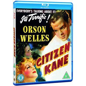 Citizen Kane - Blu-ray Importação