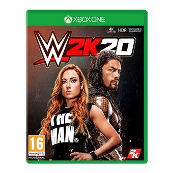 WWE 2K20 - Standard Edition - Xbox One