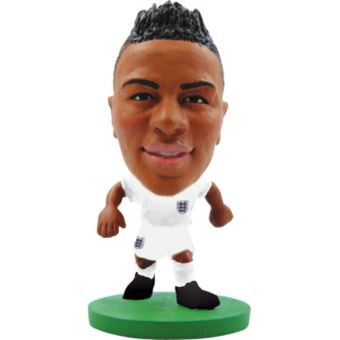 Soccerstarz Raheem Sterling Seleção Inglesa 5cm