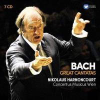 J.S. Bach: Great Cantatas (7CD)