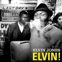 Elvin! - LP 12''