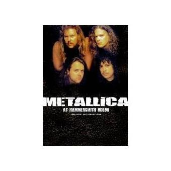 Metallica: At Hammersmith Odeon
