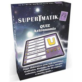 Supertmatik - Quiz Astronomia