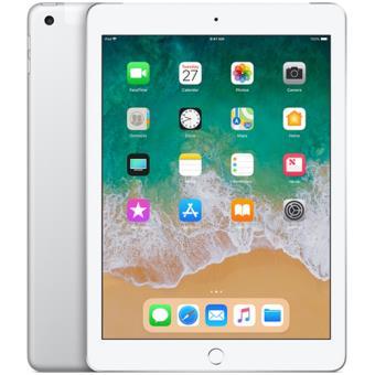 Apple iPad - 32GB WiFi + Cellular - Prateado