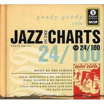 Jazz in the Charts 24 - Goody Goody 1936