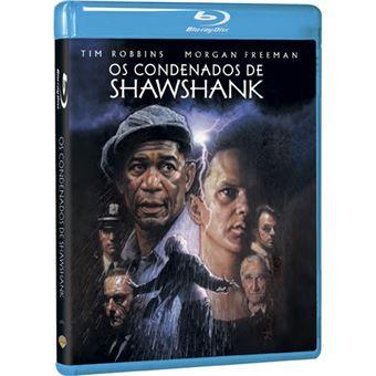 Os Condenados de Shawshank - Blu-ray