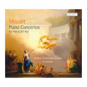 Piano Concertos Kv466 & 4