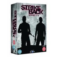 Caixa Strike Back - Temporadas 1-4